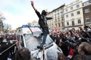 Manifestation étudiante: le Québec inspire le Royaume-Uni