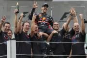 Sebastian Vettel, collectionneur de records à 25 ans