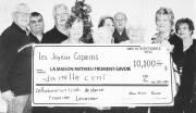 Collecte de fonds pour la Maison Mathieu-Froment-Savoie