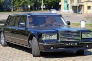Poutine réclame une limousine moderne