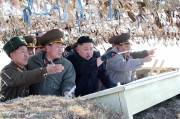 Le dirigeant de Corée du Nord Kim Jong-un a désigné une petite...