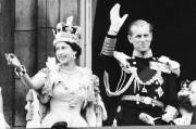 La reine Élisabeth II, 87 ans, a fêté mardi le soixantième...