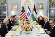 Pourparlers israélo-palestiniens