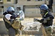 Damas reste dans les délais du démantèlement de ses armes chimiques