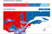 Voyez les résultats complets des élections