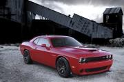 Dodge Challenger SRT Hellcat: une mangeuse de pneus