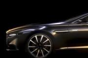 Aston Martin lance son programme Lagonda