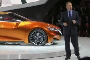 Nouveau départ d'un haut responsable de Nissan