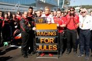 Jules Bianchi a ralenti avant son accident, affirme son écurie