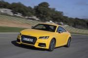 Audi TT 2016: revisiter un succès mondial