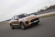 Le Porsche Macan échoue le «test de l'orignal»