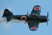 Un moteur Mitsubishi dans un avion de combat