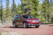 Subaru Outback: le succès rend frileux