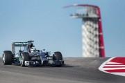 GP des États-Unis: Hamilton signe le meilleur temps des essais libres