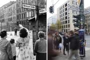 Berlin avant et maintenant