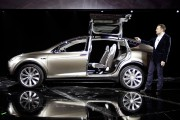 Tesla: la sortie du modèle X encore repoussée