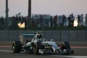 GP Abou Dhabi: Hamilton signe les meilleurs temps des essais