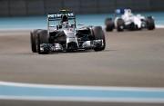 Rosberg partira premier à Abou Dhabi