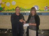 L'école St-Michel reçoit 500 $