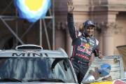 Dakar2015: débuts de rêve pour Al-Attiyah et Sunderland