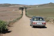 Sous le soleil africain, en Mercedes 1982
