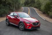 Mazda: le CX-3, une vedette en devenir
