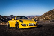 Groupe Volkswagen: la Porsche 911 adopte le sigle GTS