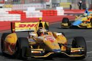 La première course de la série IndyCar annulée