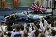 Formule 1: Mercedes, toujours intouchable en 2015?