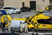 Fernando Alonso va passer la nuit à l'hôpital