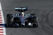 Essais de Barcelone: les Mercedes de retour au sommet