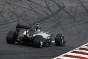 F1: Mercedes-AMG, toujours aussi favorite