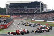GP d'Allemagne: le directeur d'Hockenheim sûr «à 1000%» pour 2016