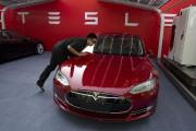 Tesla compte produire des voitures en Chine
