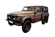 Land Rover 6x6 de luxe