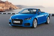 Audi TT Roadster: révolution intérieure