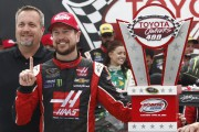 Coupe Sprint: Kurt Busch triomphe à Richmond