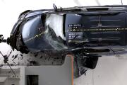 Collisions frontales: les passagers moins protégés que les conducteurs?