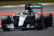 GP d'Espagne: Hamilton devant Vettelaux essais libres