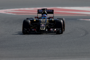 Essais de Barcelone: Jolyon Palmer meilleur temps