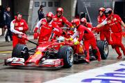 Formule 1: Ferrari mieux payée que Mercedes en 2014