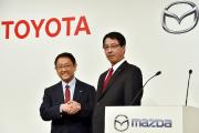 Toyota et Mazda étendent leur partenariat technologique