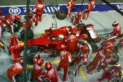 La F1 ramènera les ravitaillements en carburant en 2017