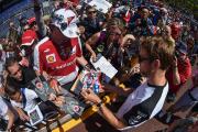 GP de Monaco: quand les pilotes de F1 retrouvent leurs fans...