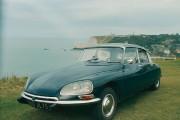 60 ans de la Citroën DS: l'amour traverse les frontières