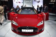 Une Tesla S «inconduisible» à cause de la poignée de porte