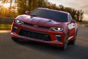GM lève le voile sur sa sixième Camaro