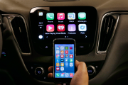 GM installe Apple et Google dans ses voitures