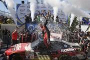 Chris Buescher triomphe au Dover International Speedway