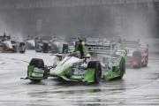 IndyCar: Sébastien Bourdais remporte le GP de Detroit